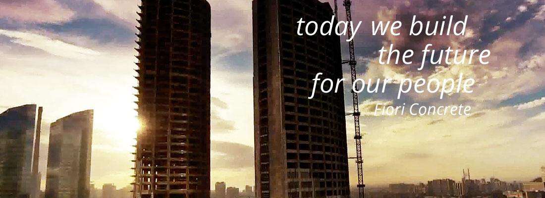 Fiori Concrete / <strong>Corporate Film</strong>